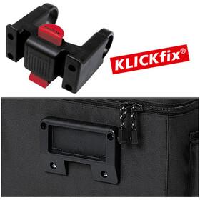 Norco Klickfix Nevada Bolsa de manillar, black